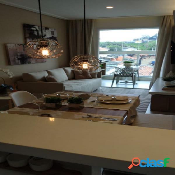APTO 50m² 02 DORMS COM SUITE/JARDIM MUNHOZ - Apartamento a Venda no bairro JARDIM MUNHOZ - Guarulhos, SP - Ref.: SC00179
