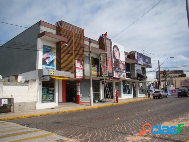 Loja térrea c/ mezanino - loja a venda no bairro centro - lajeado, rs - ref.: 507