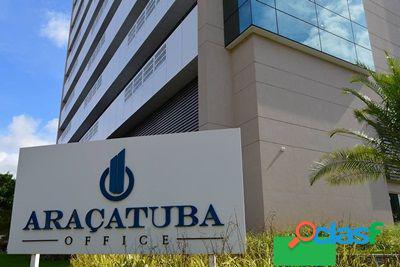 Condominio Aracatuba Oficer - Edifício Comercial para Aluguel no bairro Centro - Aracatuba, SP - Ref.: JU85273