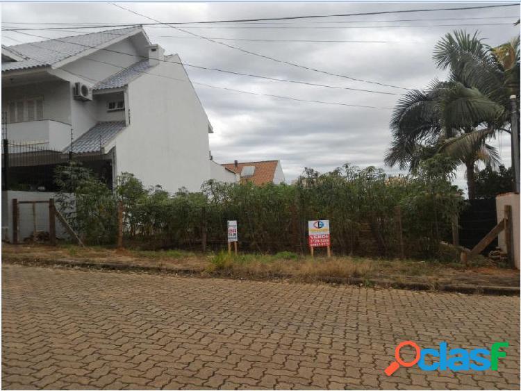 Terreno 12x30 - terreno a venda no bairro universitário - lajeado, rs - ref.: 566