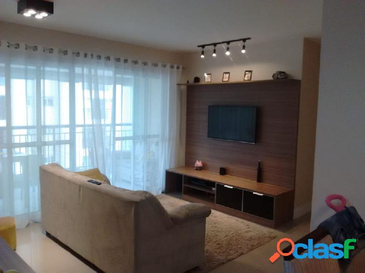 Apto 80 m²- cond. bosque ventura, terraço c/ churrasqueira - apartamento a venda no bairro picanço - guarulhos, sp - ref.: sc00643