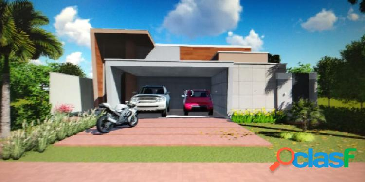 Casa em condomínio a venda no bairro condomínio vila toscana - aracatuba, sp - ref.: ju62758