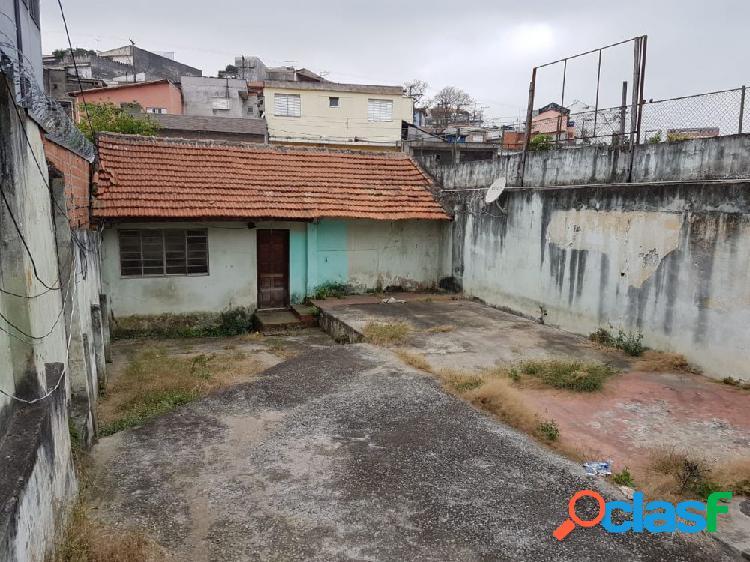 Terreno 249m² - casa antiga - vila augusta - casa a venda no bairro vila maria tereza - guarulhos, sp - ref.: sc00665