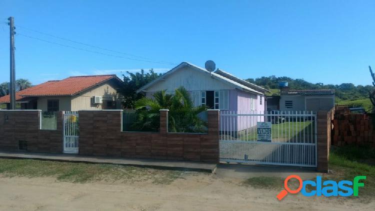 Casa mato alto - casa a venda no bairro mato alto - laguna, sc - ref.: mc046