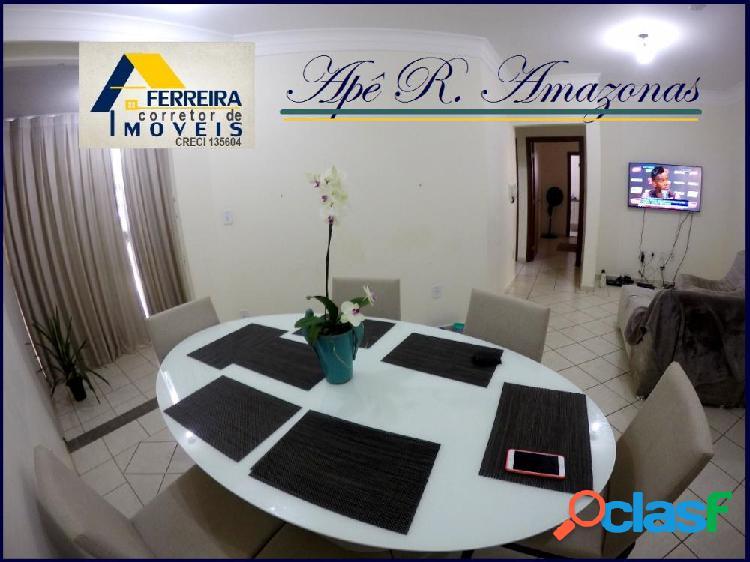 Apartamento residencial amazonas - apartamento a venda no bairro residencial amazonas - franca, sp - ref.: af112