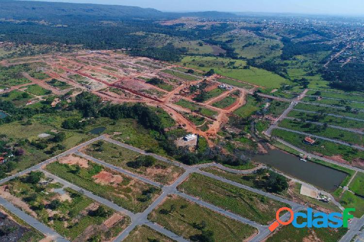 Reserva ville chácaras parceladas - chácara a venda no bairro reserva ville - eldorado - caldas novas, go - ref.: yh22151
