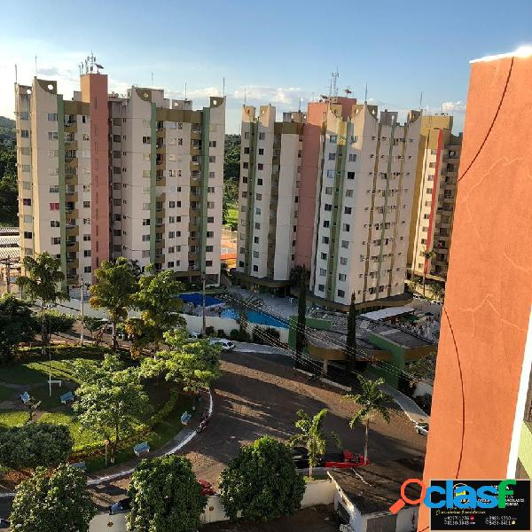 Apartamento à venda em caldas novas águas da fonte - apartamento a venda no bairro turista 2 - caldas novas, go - ref.: yh25262