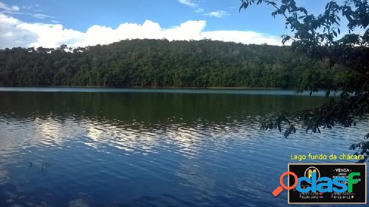 Chácara rio corumbá - chácara a venda no bairro fazenda sapé de baixo - caldas novas, go - ref.: yh61546