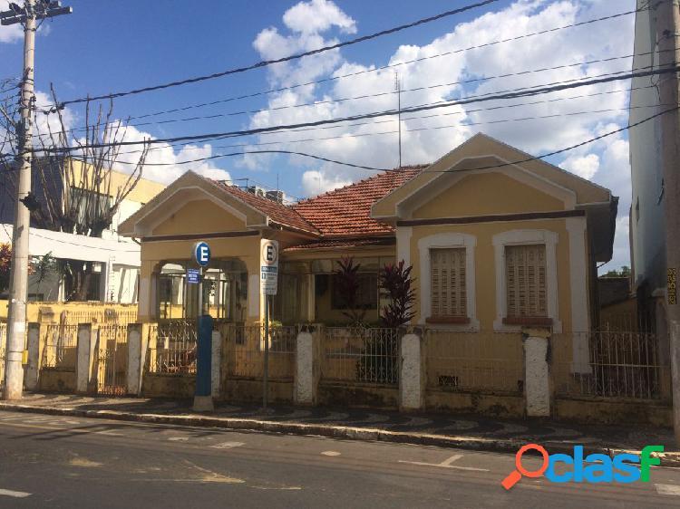 Casa centro mogi guacu - casa a venda no bairro centro - mogi guacu, sp - ref.: jf79853