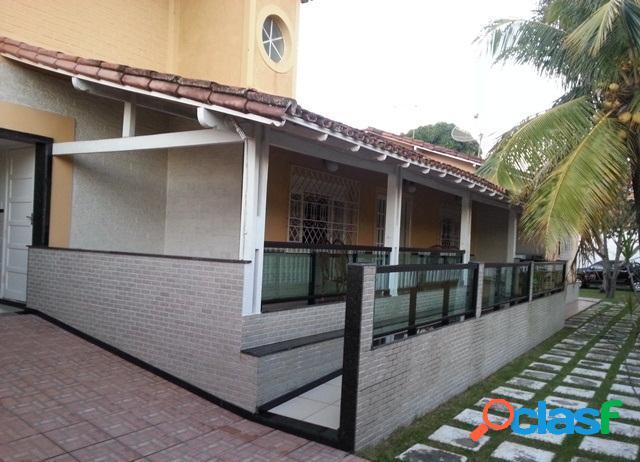 Casa de praia - casa alto padrão a venda no bairro santa mônica - guarapari, es - ref.: cif002