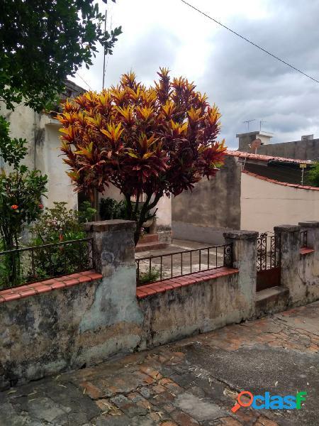 Venda de terreno com casa santa rosalia - casa a venda no bairro jardim santa rosália - sorocaba, sp - ref.: ev041