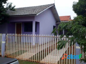 Casa em sub sede aceita carro santa helena pr - casa a venda no bairro centro - santa helena, pr - ref.: im87182
