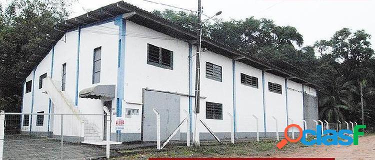 Galpão - galpão para aluguel no bairro encano do norte - indaial, sc - ref.: im05295