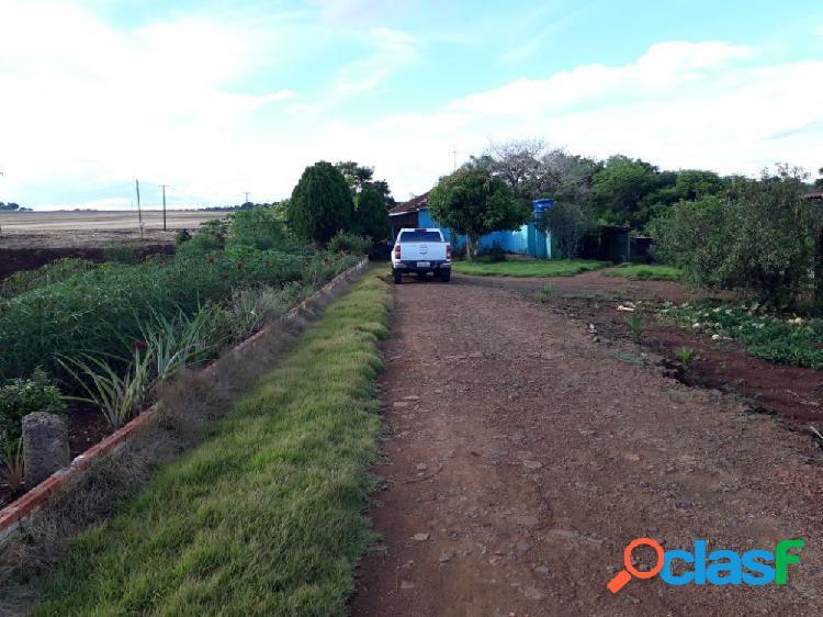 Ótima chácara esquina céu azul - Chácara a Venda no bairro Esquina Ceu Azul - Santa Helena, PR - Ref.: IM92180