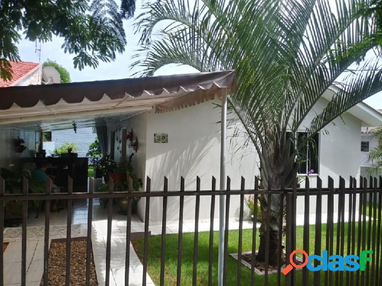 Vende-se ótima casa em santa helena pr, bairro são luiz - casa a venda no bairro são luiz - santa helena, pr - ref.: casa-bairro-sao-luiz-