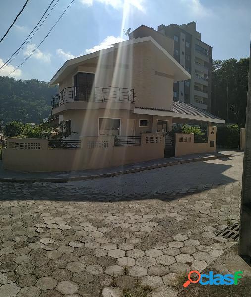Casa - casa alto padrão a venda no bairro salto weissbach - blumenau, sc - ref.: im16701