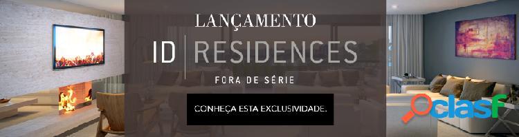 Id residences - apartamento alto padrão a venda no bairro auxiliadora - porto alegre, rs - ref.: me03