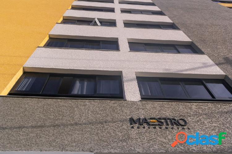 Loft moderno, ótimo acabamento, próximo da ucpel e ufpel - apartamento a venda no bairro centro - pelotas, rs - ref.: 63