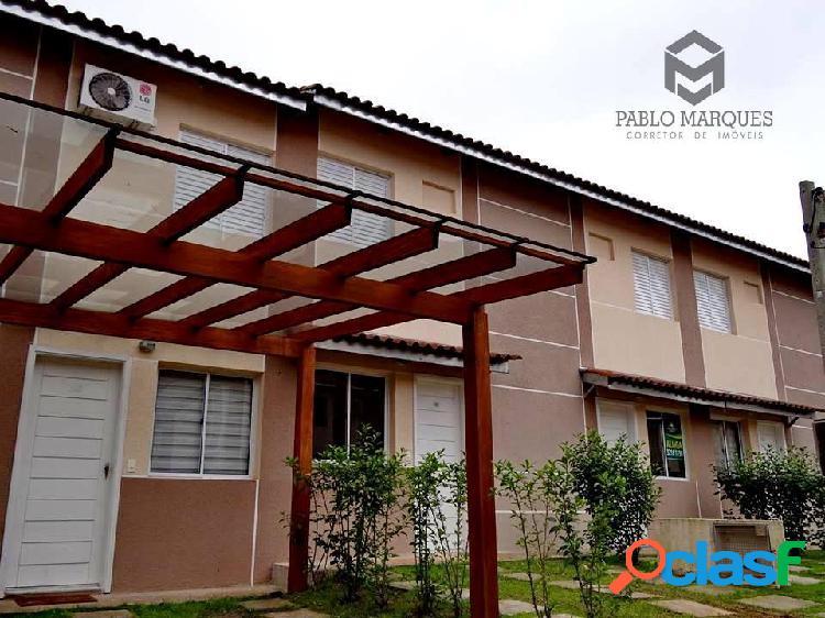 Residencial vale das figueiras - sobrado a venda no bairro rondônia - novo hamburgo, rs - ref.: av02