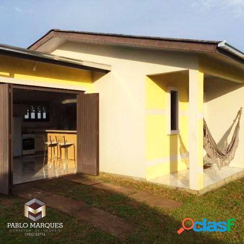 Casa a venda no bairro balneário são jorge - arroio do sal, rs - ref.: av151