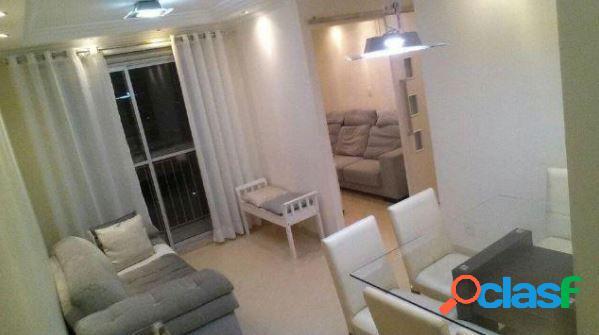Mobiliado, entrar e morar. - apartamento a venda no bairro parque maria domitila - são paulo, sp - ref.: ri13077