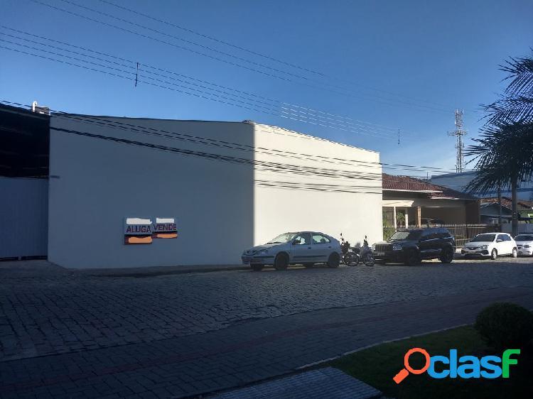 Galpão para Aluguel no bairro Escola Agrícola - Blumenau, SC - Ref.: 486