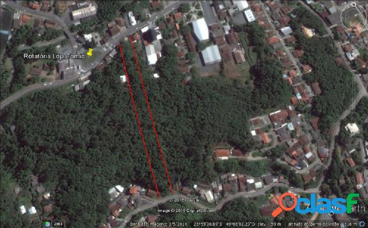 Terreno a Venda no bairro Velha - Blumenau, SC - Ref.: 212