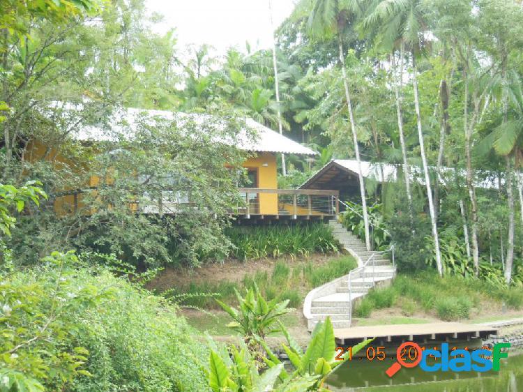 Casa estilo chácara - Casa a Venda no bairro Passo Manso - Blumenau, SC - Ref.: 83