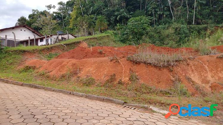 Terreno a venda no bairro velha - blumenau, sc - ref.: 437