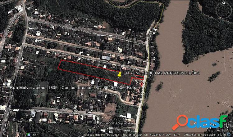 Terreno - Terreno a Venda no bairro Tapajós - Indaial, SC - Ref.: 80