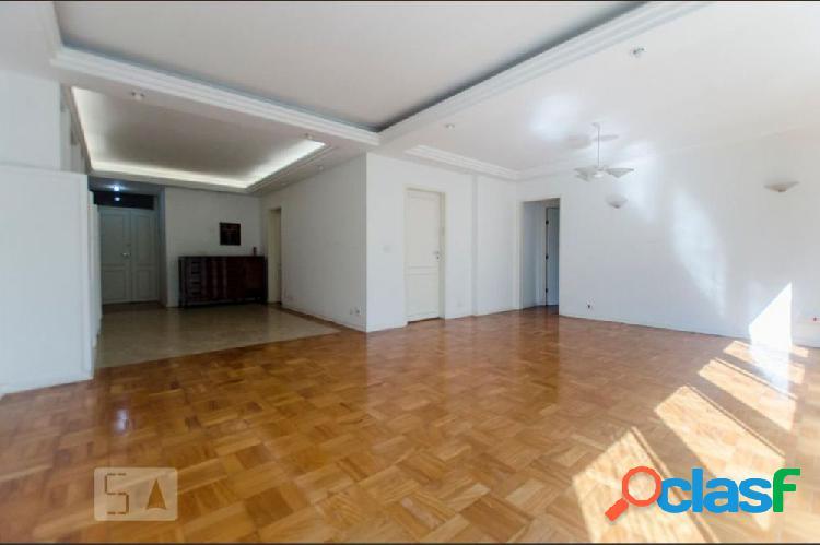 Apartamento 190m² em sta. cecília, são paulo - apartamento alto padrão para aluguel no bairro santa cecília - são paulo, sp - ref.: a-99708