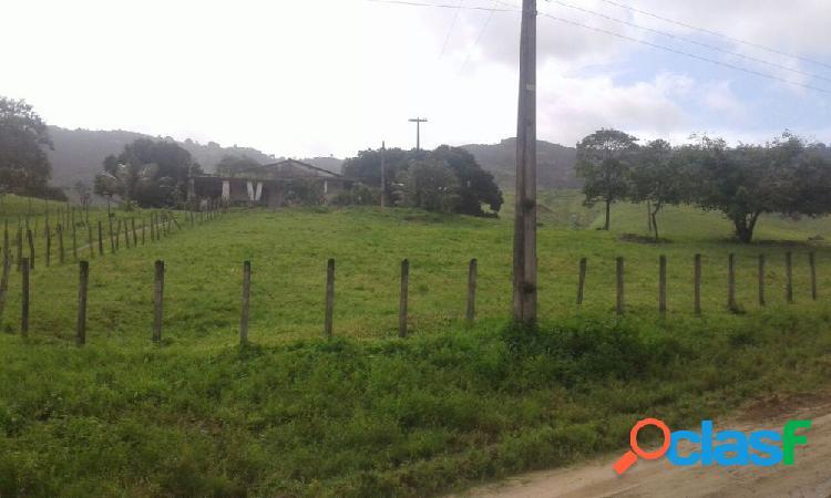Fazenda com 574 héctares - fazenda a venda no bairro área rural - união dos palmares, al - ref.: pl001