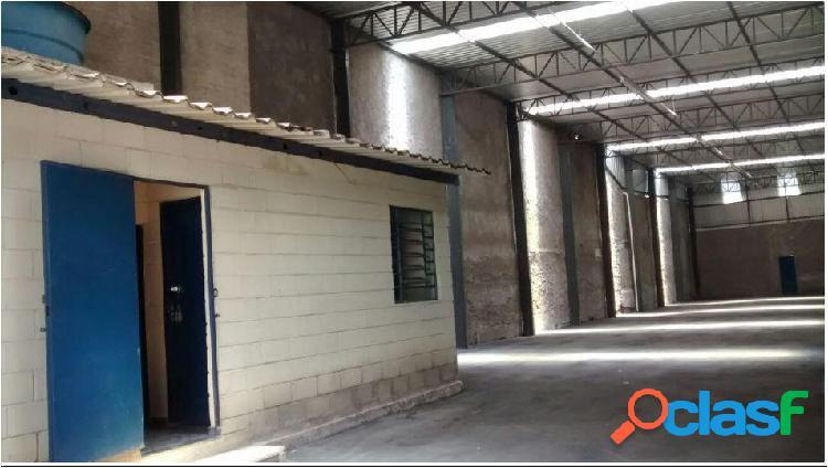 Galpão no brás 450m² aluga-se - galpão para aluguel no bairro brás - são paulo, sp - ref.: a-30917