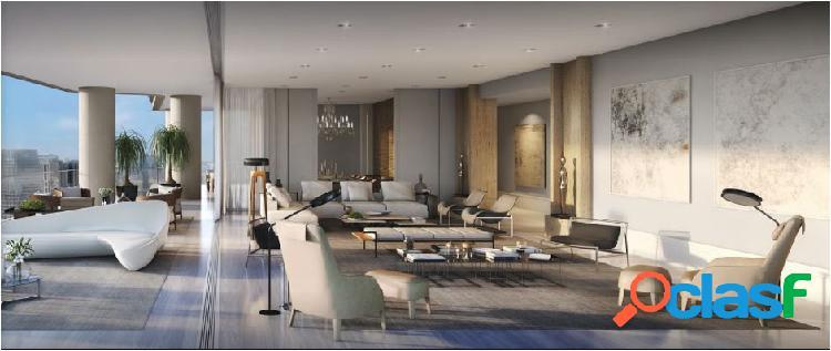 Haritage by pininfarina apto maison 913,10m² - apartamento alto padrão a venda no bairro itaim bibi - são paulo, sp - ref.: a-67771