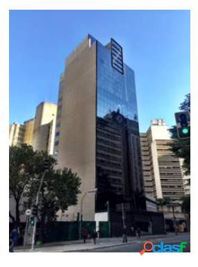 Torre comercial 4500m², 15 pvtos centro - edifício comercial a venda no bairro centro - são paulo, sp - ref.: a-93836