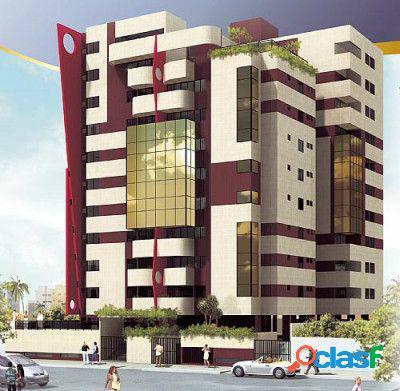 Edifício dionisio de albuquerque - apartamento alto padrão a venda no bairro ponta verde - maceio, al - ref.: dl004