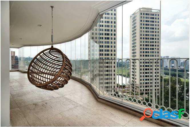 Apartamento luxo 425m² no panamby - apartamento alto padrão a venda no bairro panamby - são paulo, sp - ref.: a-49049