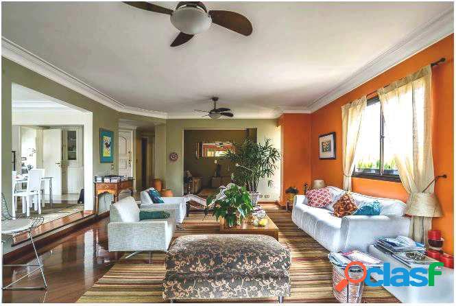 Apartamento luxo de 200m² em indianópolis - apartamento alto padrão a venda no bairro indianópolis - são paulo, sp - ref.: a-94361