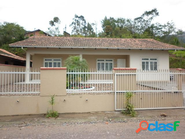 Casa - casa a venda no bairro belchior baixo - gaspar, sc - ref.: 231