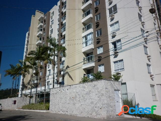 Residencial vesúvio - apartamento a venda no bairro água verde - blumenau, sc - ref.: 220