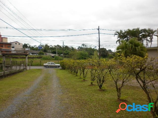 Terreno - terreno a venda no bairro água verde - blumenau, sc - ref.: 227