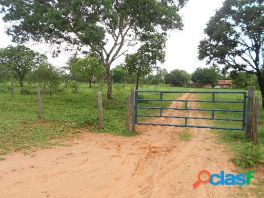 Fazenda a venda em bonito de minas - fazenda a venda no bairro zona rural - bonito de minas, mg - ref.: li39348