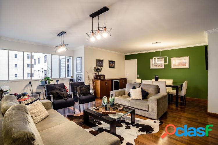 Apartamento 172m² campo belo são paulo - apartamento a venda no bairro campo belo - são paulo, sp - ref.: a-66424