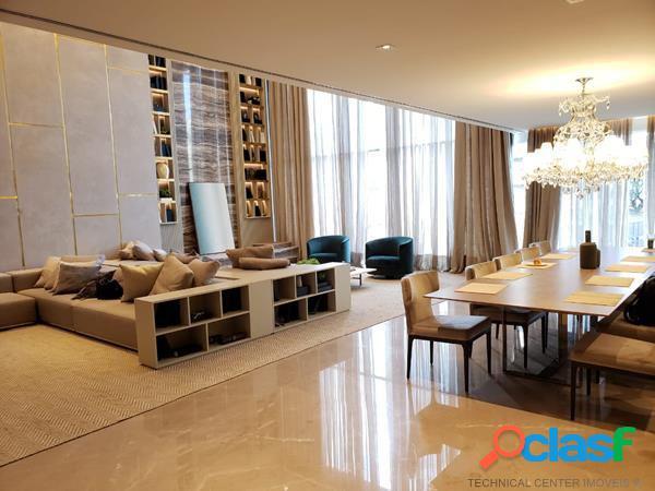 Apartamento de 278,5m² na vila olímpia, são paulo - apartamento alto padrão a venda no bairro vila olímpia - são paulo, sp - ref.: a-01448