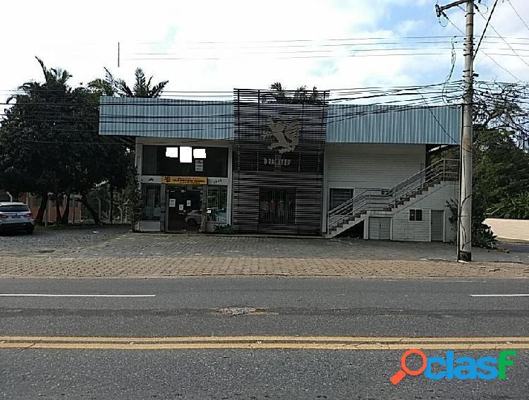 Galpão a venda no bairro do salto - blumenau, sc - ref.: 419