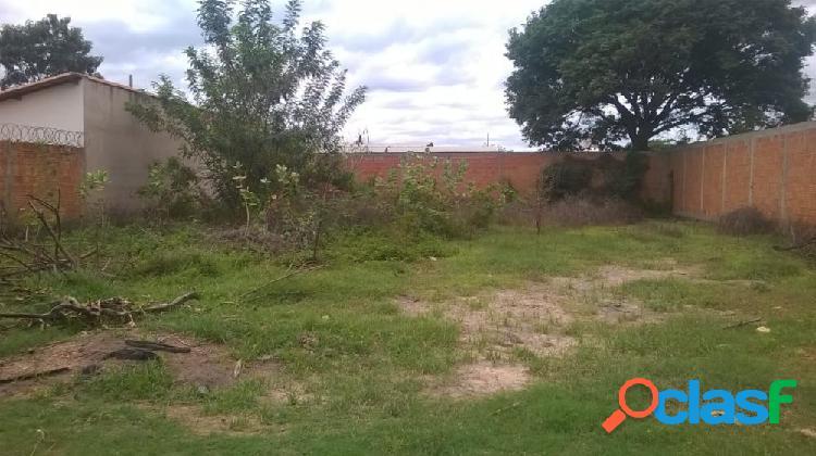 Lote escriturado na rua lídio cardoso - lote a venda no bairro santo antônio - janaúba, mg - ref.: sl53735