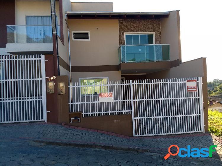 Casa a venda no bairro passo manso - blumenau, sc - ref.: 499