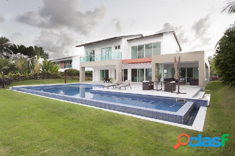 Condomínio morada peninsula - casa alto padrão a venda no bairro paiva - cabo de santo agostinho, pe - ref.: gb006