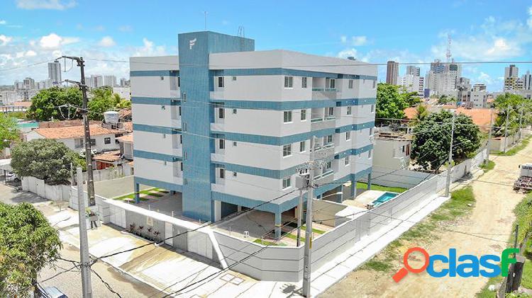 Edificío luiza fucale - apartamento a venda no bairro candeias - jaboatão dos guararapes, pe - ref.: gb013