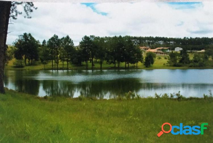 Lote tipo chácara condomínio pinheiros do lago em alambari - lote a venda no bairro sarapuí - alambari, sp - ref.: co69242